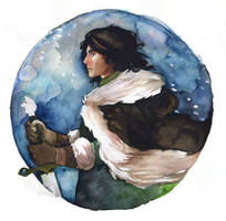 Jon Snow by threkka