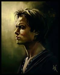 Damon by kittrose