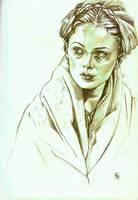 Sansa by kittrose