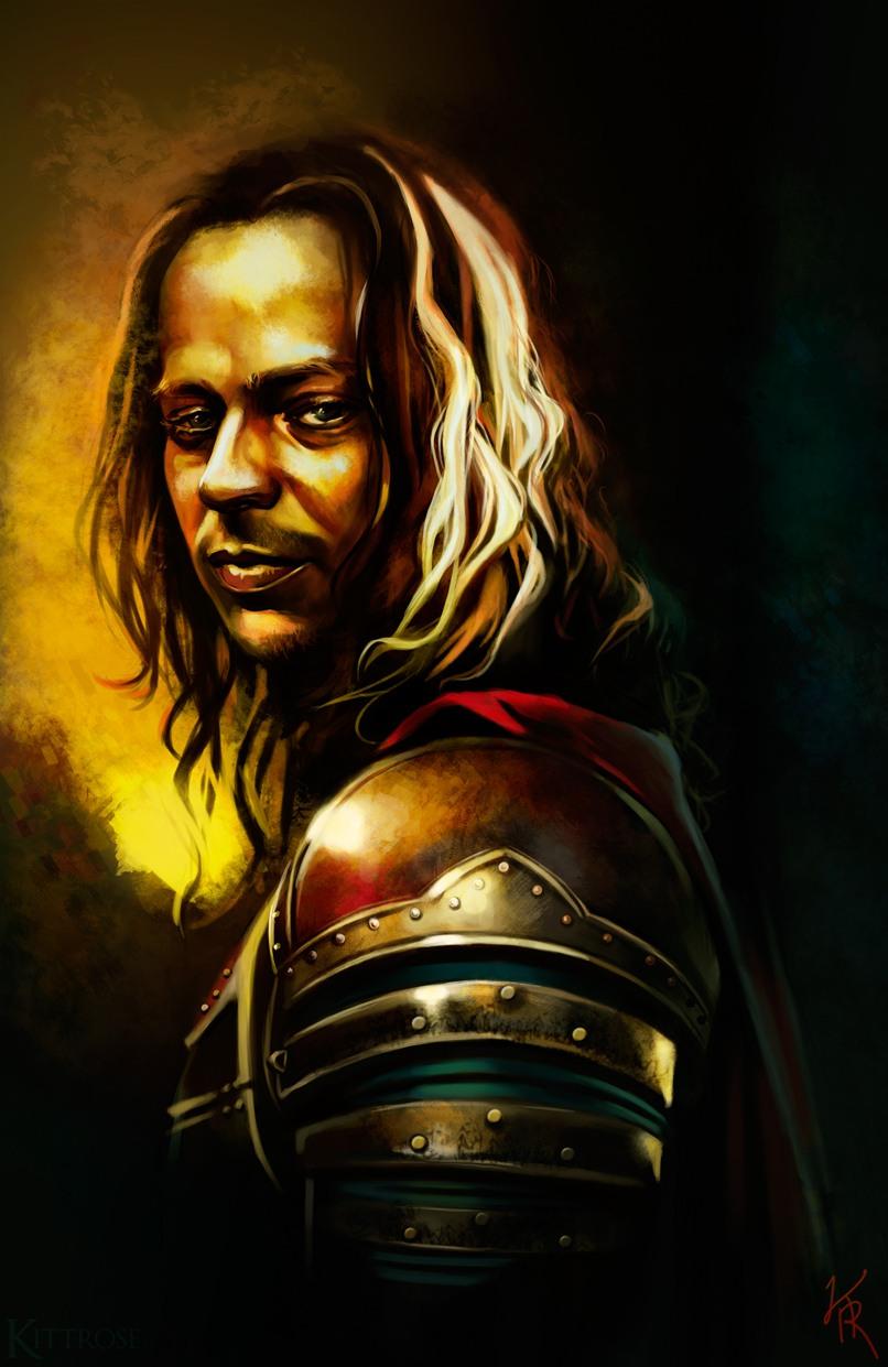 Jaqen H'ghar by kittrose