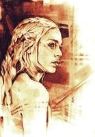 Daenerys by kittrose