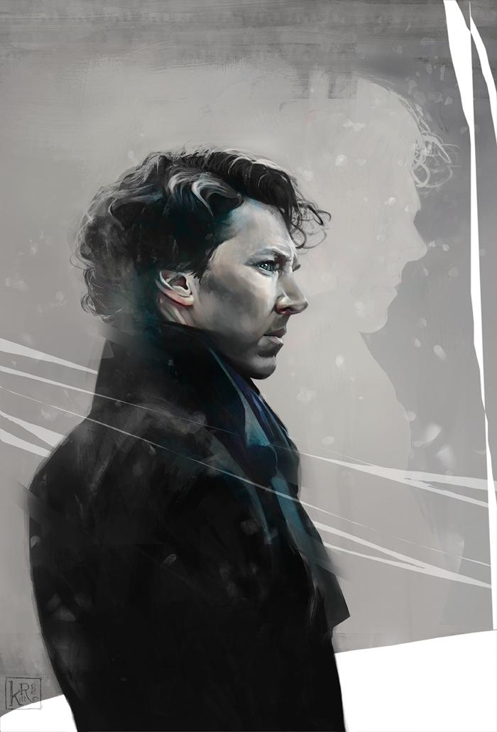 Sherlock by kittrose