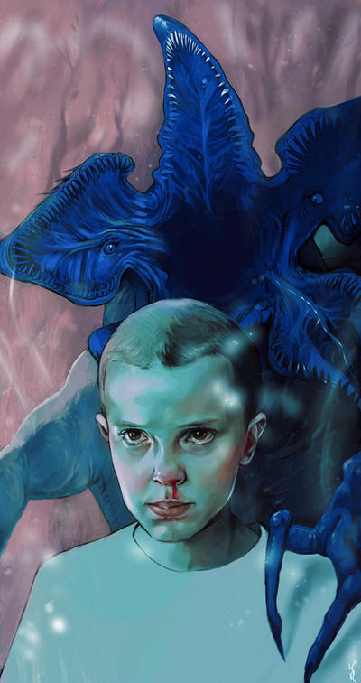 Eleven by kittrose