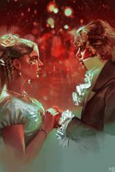 Emma and Knightley