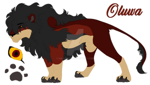 [TLK OC] Oluwa - Breedable OPEN