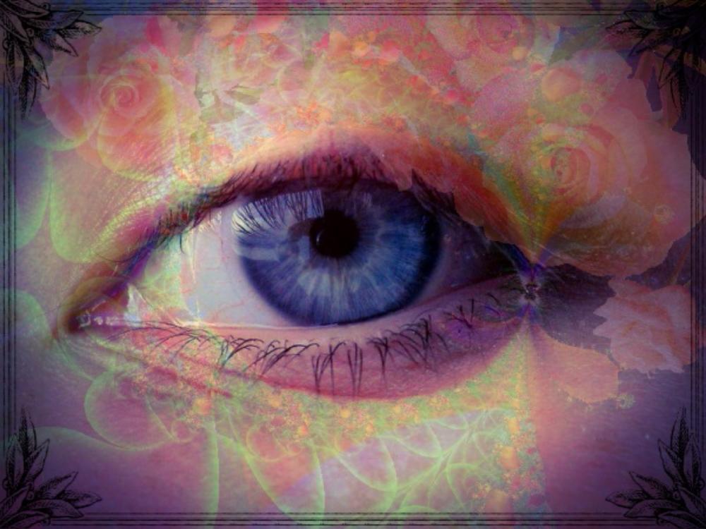 Eye of Gaia by pavlusa