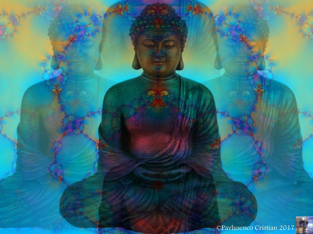 Buddha by cristy120377