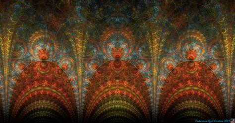 Meditative fractal art 4