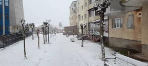 Sunday winter morning