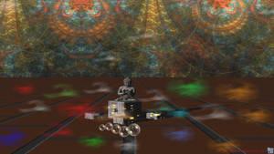 Meditative fractal art 13