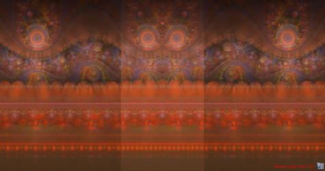 Meditative fractal art 14