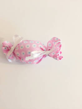 Pink Candy Hair Clip