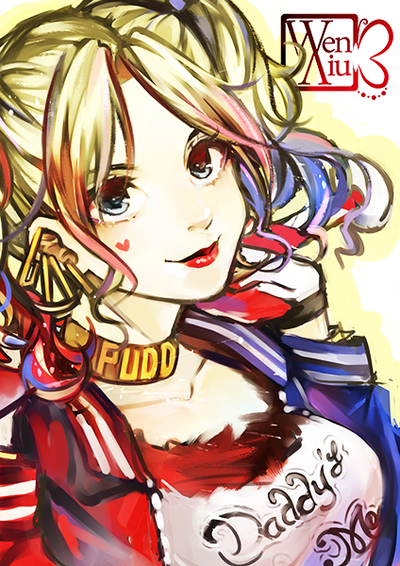 Harley Quinn! by WeN-XiU