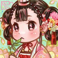 Xiao En by WeN-XiU