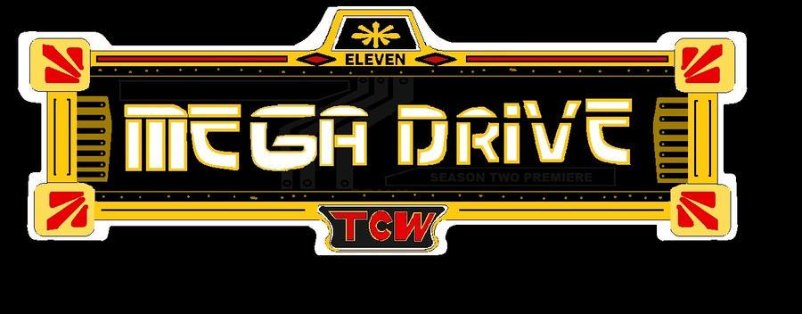 Mega Drive Logo