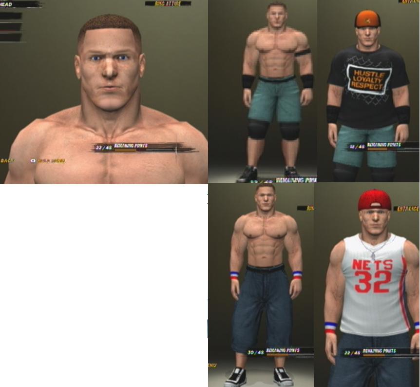 John Cena 2007 Attire