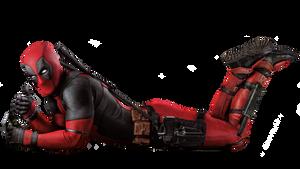 Deadpool PNG #5