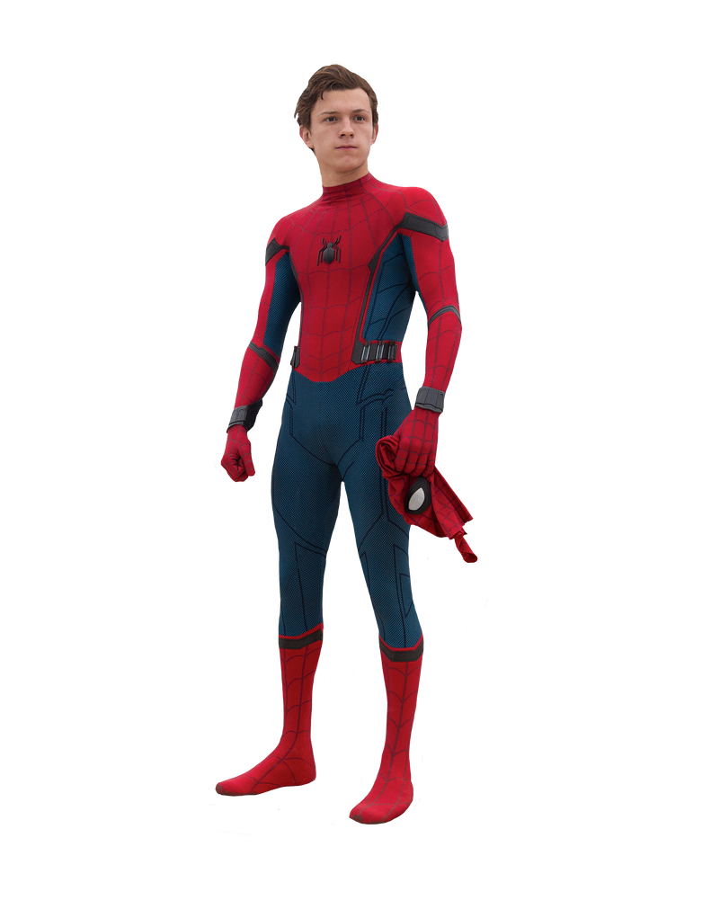 Peter Parker Spider Man Homecoming PNG 1 By Anna X
