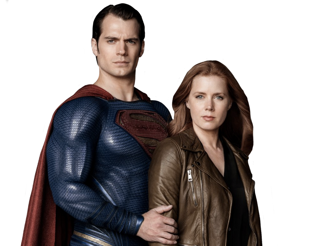 Superman and Lois Lane (BVS) PNG #1 by Anna-x-Anarchy on ...