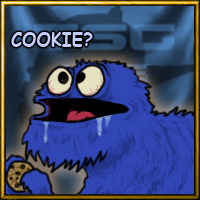 TSG Cookie Monster by TSG-Arakara