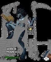 Gueulelune 3.2 - Work in Progress by Goblinounours