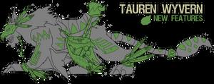 Tauren Wyvern Concept by TSG