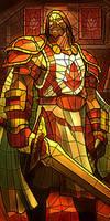 [Stratholme Hero] Tainted Glass V2 by Goblinounours