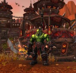 Korkosh - Orc Blademaster