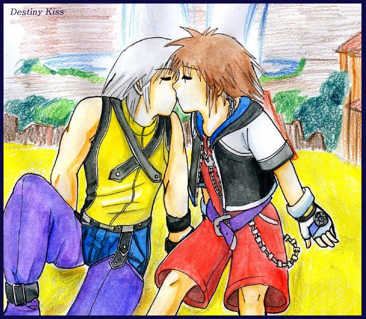 Destiny Kiss -- To Pem by Kurara-Shikaze