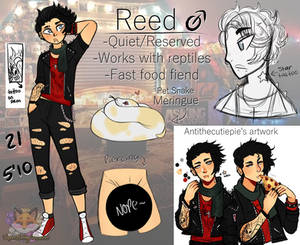Reed [Reference Sheet][2020]