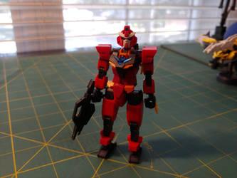 PFF-X7R Core Gundam Rize by Gpla-ster90