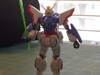 GF13-017NJ Shining Gundam by Gpla-ster90