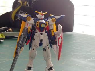 XXXG-01W Wing Gundam by Gpla-ster90