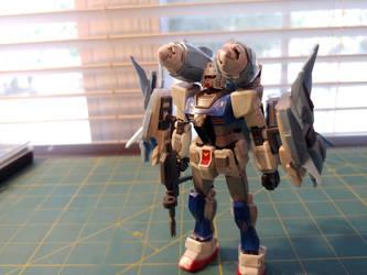 My Custom Gunpla Gundam PS-90-A12 by Gpla-ster90