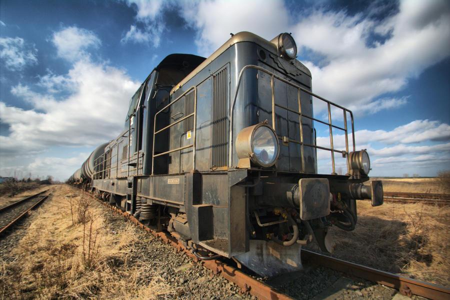 train by slaveo