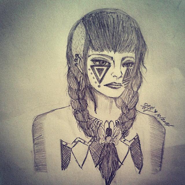 Insta doodle 3 by YouZin