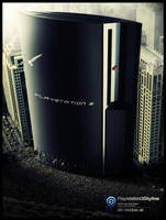 PS3 Headquarters by soopernoodles