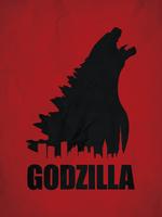 Godzilla by soopernoodles