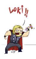 Thor by Saisoto