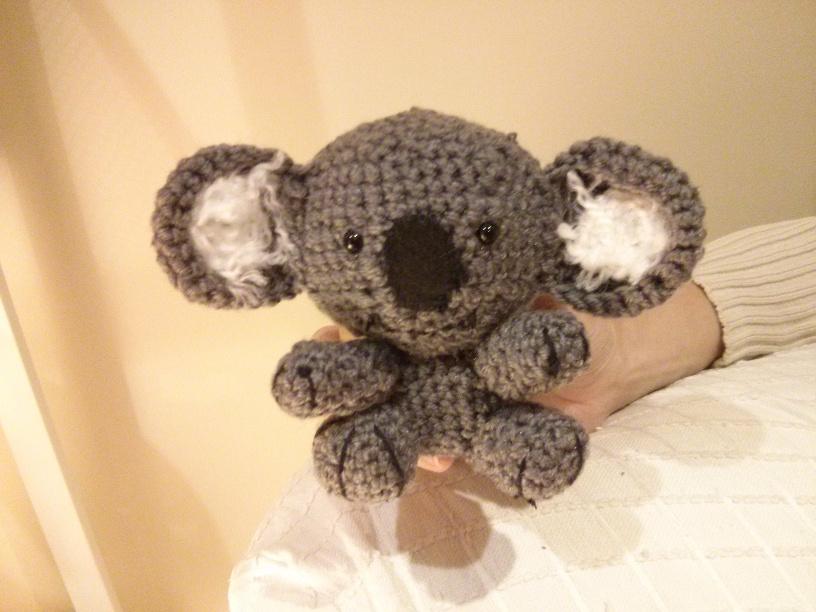Amigurumi Koala Yapilisi : Koala Amigurumi by Saisoto on DeviantArt