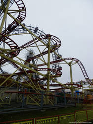 Rollercoaster by bastard667