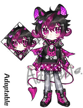 [ Closed ] Auction ADOPTABLE