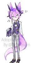 [Closed] Auction Adoptable butler dragon