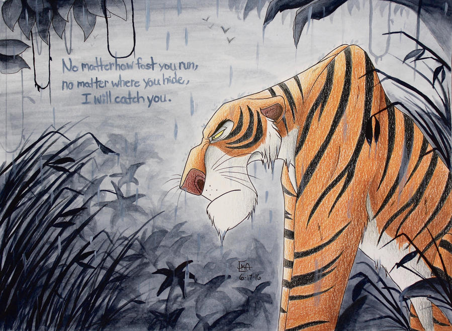 Jungle Book Love Quotes: Shere Khan's Vow By Huskypawz On DeviantArt