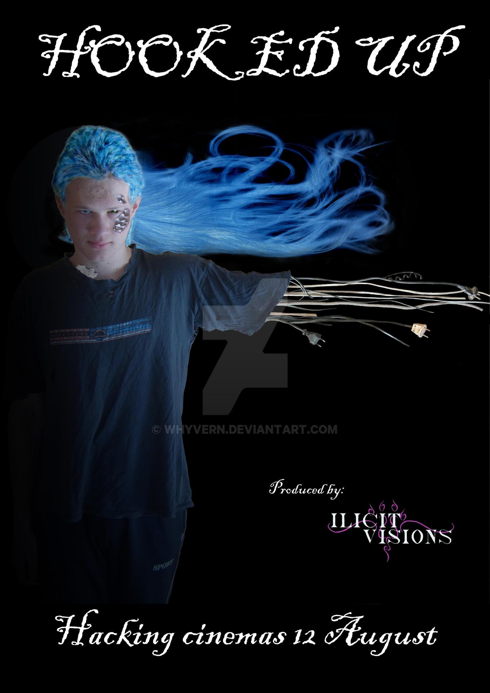 cyborg movie poster by whyvern on deviantart
