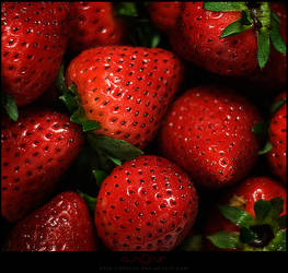 Strawberry by alnour