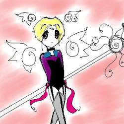 Random Magical girl Bishi