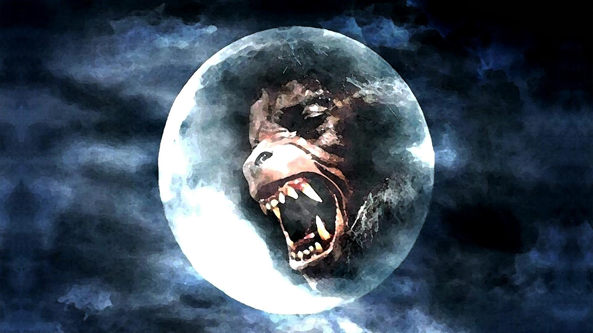American Werewolf In London Bad Moon By Silverbullet56 On Deviantart