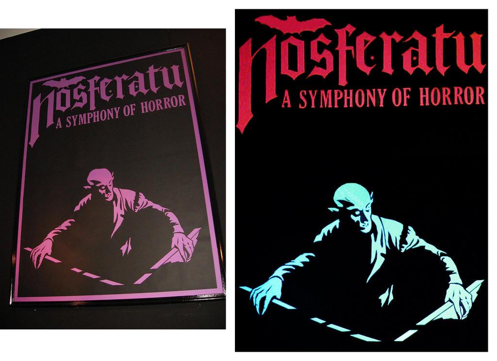 Nosferatu movie poster by Silverbullet56 on DeviantArt
