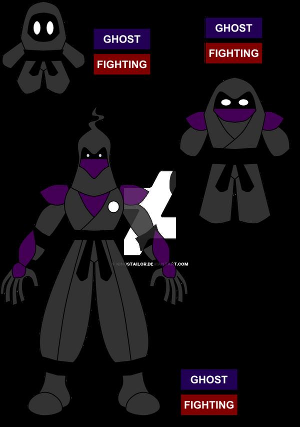 Ninja Fakemon By KingsTailor On DeviantArt